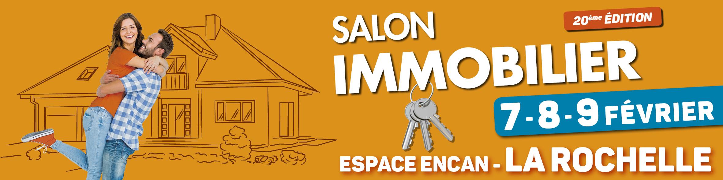Salon de l'immobilier de La Rochelle 2020