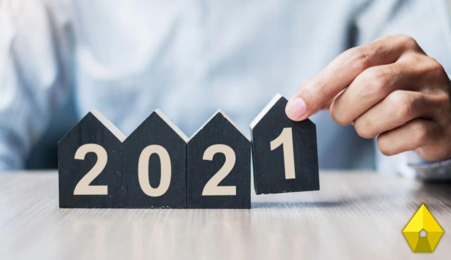GpM immobilier vous souhaite une bonne année 2021